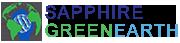 Sapphire Green Earth